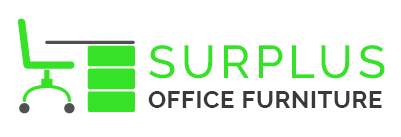 Surplus Office Supplies Logo Green